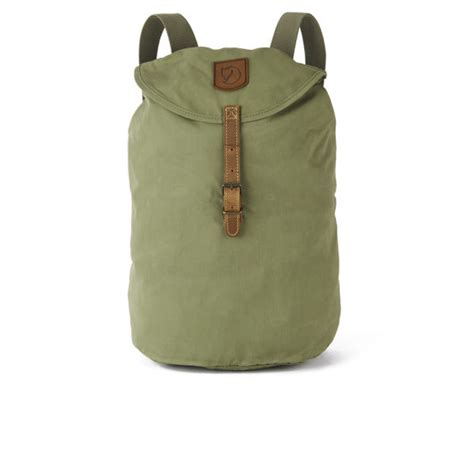 small backpack fjallraven greenland small backpack green