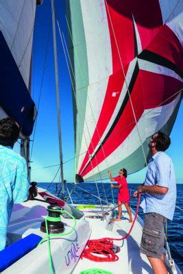catamaran sailing part 5 catamaran sailing part 5 sailing downwind yachting world