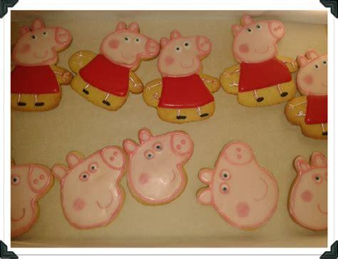 como hacer brazos y manos de peppa pig en porcelana cupcakes adictos peppa pig cookies