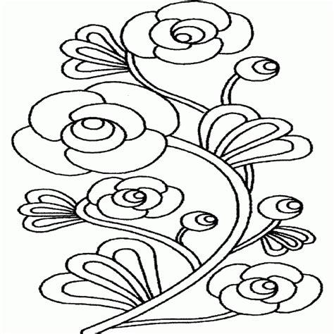 fiori colorare disegni fiori da colorare e stare per quanto riguarda