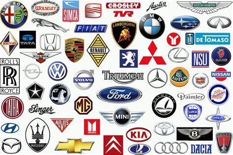luxury car logos and names september 2011