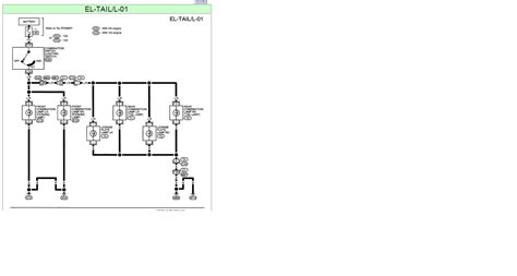 2012 nissan frontier crew cab radio wiring diagram 2012