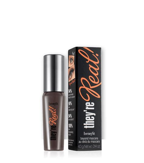 Benefit Theyre Real Lengthening Mascara 3g they re real lengthening mascara mini benefit cosmetics