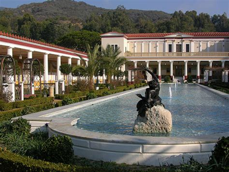the getty villa in malibu getty villa museums in pacific palisades los angeles
