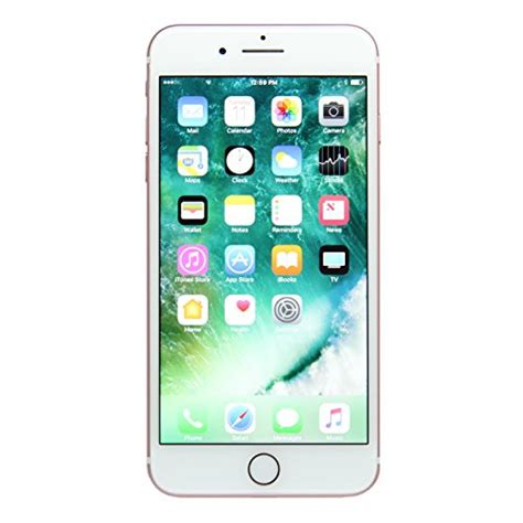 apple iphone 7 plus gsm unlocked 128gb gold certified refurbished