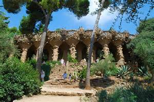 gaudi architecture in barcelona pommie travels