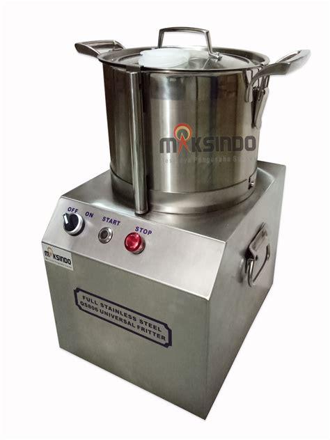 Blender Manual Malang universal fritter 6 liter mks uv6a toko mesin maksindo