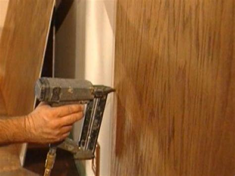 paneling haircut pictures how to cut stain and install wainscoting panels how tos
