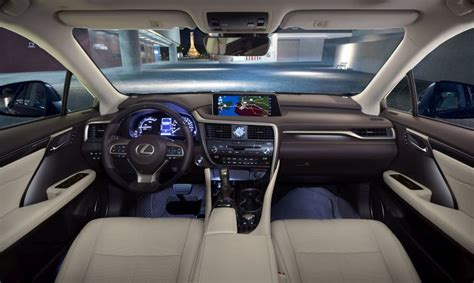 lexus crossover inside 2016 lexus rx room with a view lexus