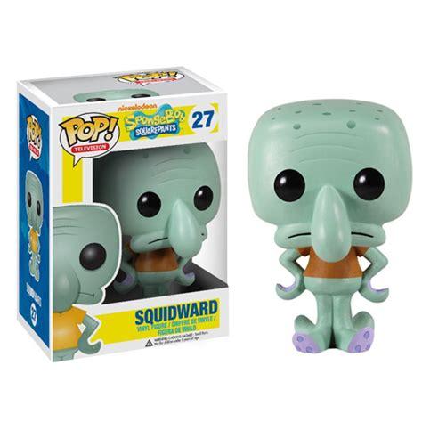 Funko Pop Spongebob Mr Krabs spongebob squarepants squidward tentacles pop vinyl figure funko spongebob squarepants