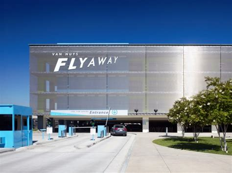 Parking Garage Facade by Gkdmetalfabrics Nuys Flyaway Parking Garage Gkd