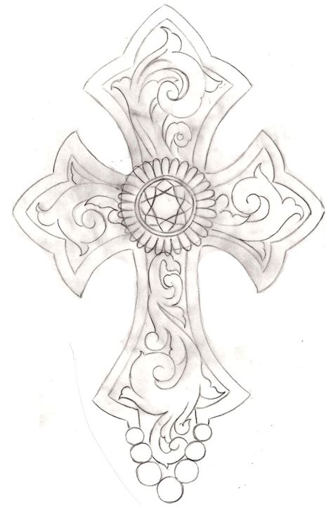 cross tattoo 2 by metacharis on deviantart tattoos and