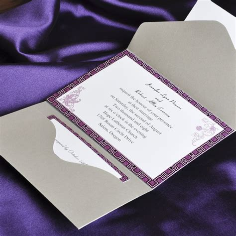 wedding invitation pocket folds uk pocketfolds wedding invitations home decor takcop