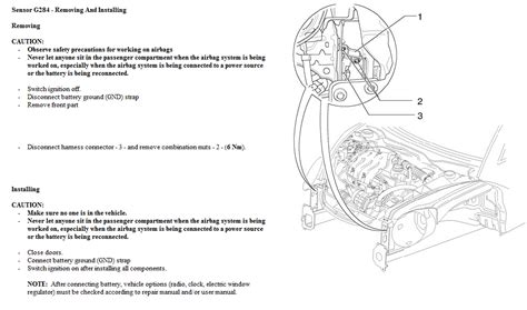 airbag deployment 2009 volkswagen jetta user handbook air bags and control module from a donor car tdiclub forums