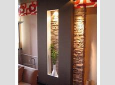 Stone Niche Design Ideas, Pictures, Remodel, and Decor ... Industrial Style Home Decor