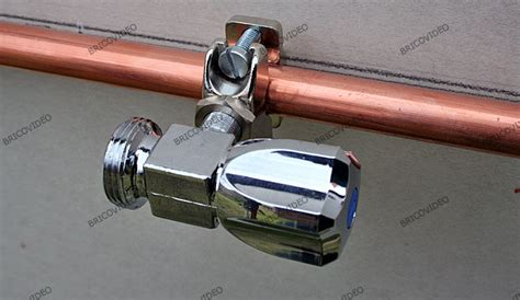 robinet sans soudure installer robinet exterieur sans soudure ressort de