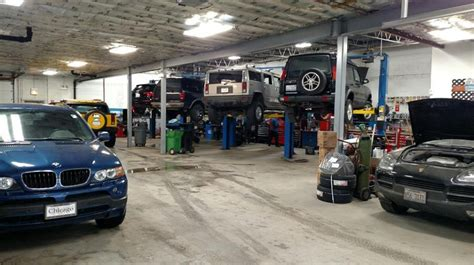 L Repair Shops by Land Rover Repair By Infinitech Auto Service In Chicago