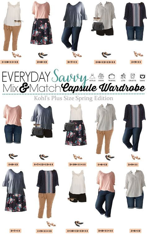 plus size mix and match mix match plus size ideas from kohls