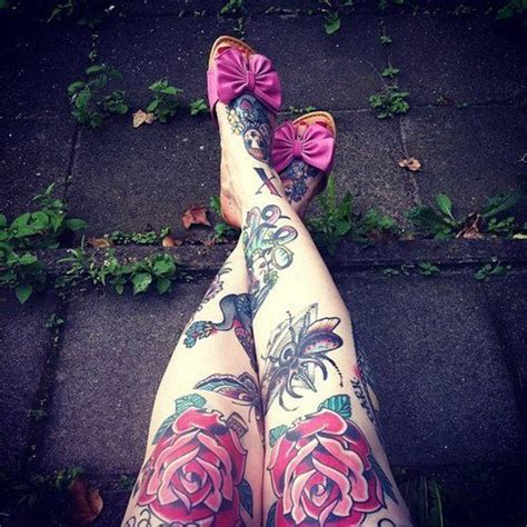beautiful legs tattoos best tattoo ideas amp designs
