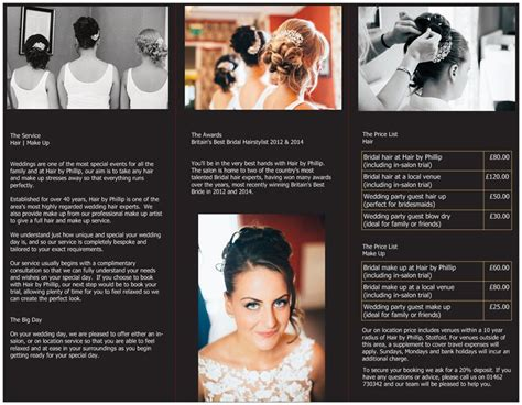 Wedding Hair Up Prices by Our Wedding Hair And Makeup Packages Price List Hair By