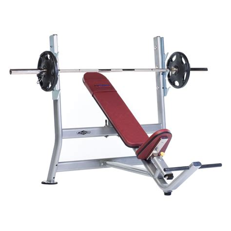incline barbell bench tuff stuff olympic incline bench gym source