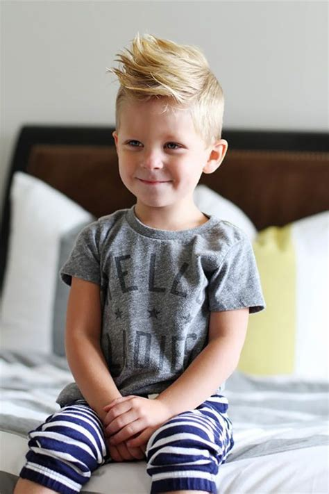 toddler boys haircuts 2015 9 trendy haircuts for kids that you ll kinda want too