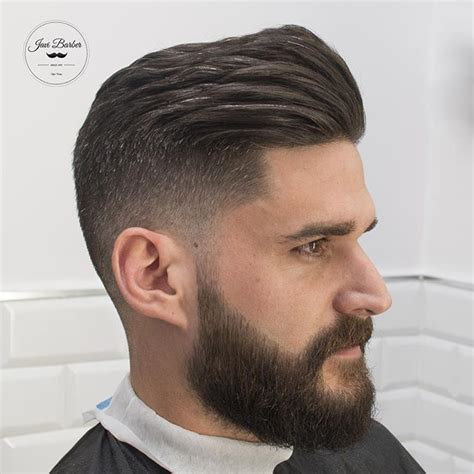 clipper haircuts for men we re loving this vintage style pomp created with andis