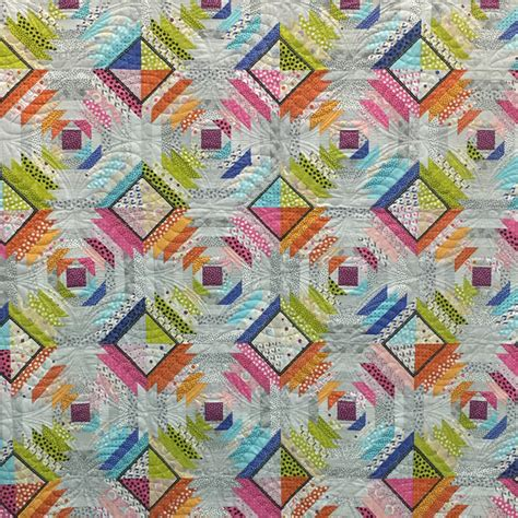 Pineapple Quilt Pattern by Pineapple Quilt 171 Modafabrics