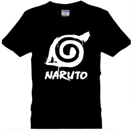 T Shirt Konoha konoha t shirt 4 colors