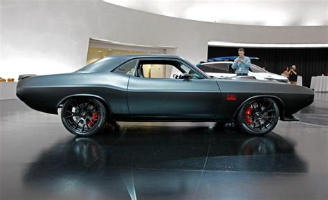 Challanger Concept Car by Dodge Challenger Shakedown Concept 104 876x535