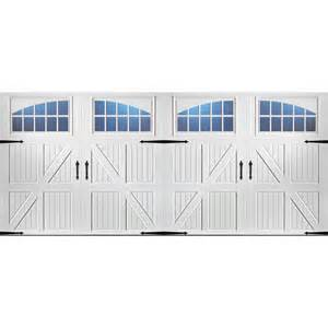 shop pella carriage house series 192 in x 84 in white
