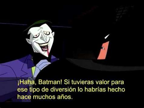 batman el regreso del 8416746524 batman beyond la muerte del joker sin censura sub espa 241 ol youtube