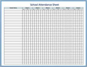 c template exle 3 attendance excel templates excel xlts