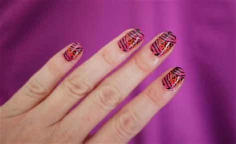 otras imagenes de uñas decoradas indumentaria y moda u 241 as decoradas con esmaltes