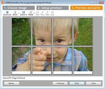 imagenes en varias hojas imprimir imagen en varias hojas universo guia