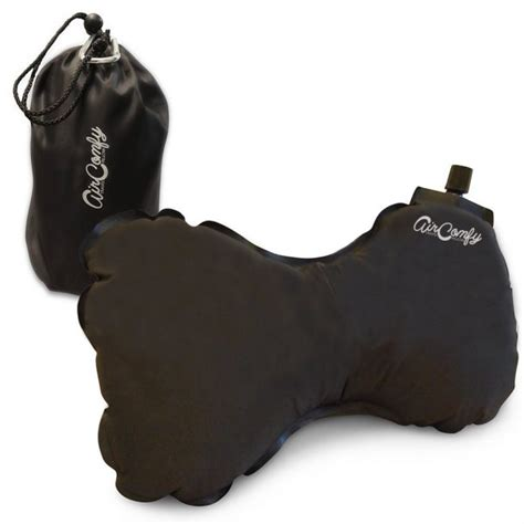 Bantal Travel Inflateable Back Support 10 best travel pillows