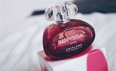 Parfum Oriflame Happydisiac de geur geluk oriflame happydisiac by denies