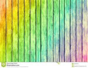 rainbow color wood panels design texture royalty free