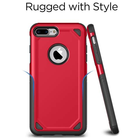 for iphone 8 plus iphone 7 plus shockproof rugged armor protective alex nld