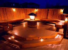 25 amazing deck lights ideas and simple outdoor