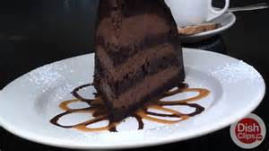 maggiano s chocolate zuccotto cake youtube