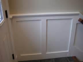 Hardwood Wainscoting Lomonaco S Iron Concepts Home Decor New Railing And