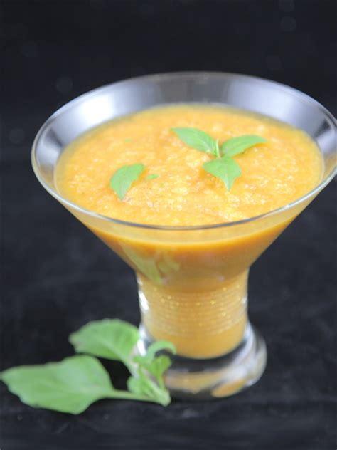 recette de cuisine marmiton entr馥 froide soupe froide tomate melon recette de soupe froide tomate