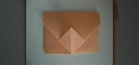 How To Make An Envelope Origami - how to make a and simple origami envelope 171 origami