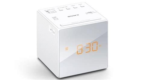 Sony Clock Radio Icf C1 Sony buy sony icf c1 fm am clock radio white harvey norman au