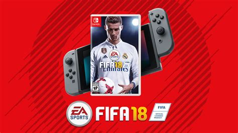 Kaset Nintendo Switch Fifa 18 fifa 18 nintendo switch fifplay