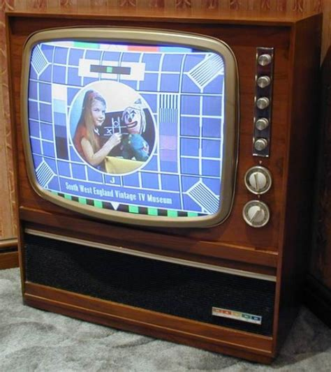 when was the color tv this week in sci fi history june 25 july 1