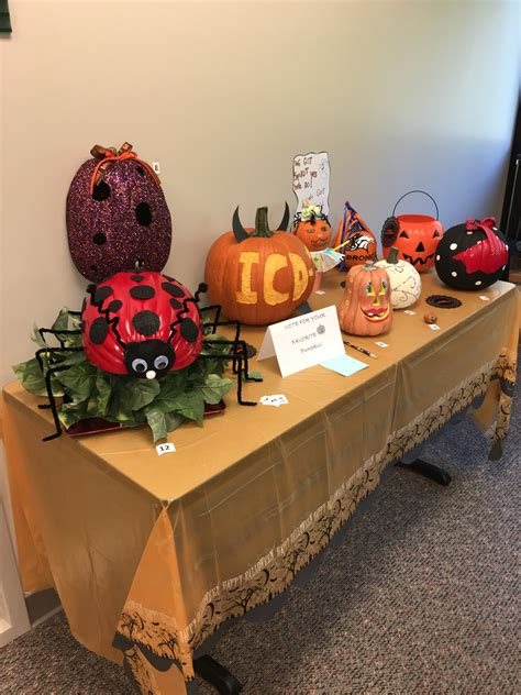 Pumpkin Decorating Contest Winners by Pumpkin Contest Winners At Clinic One