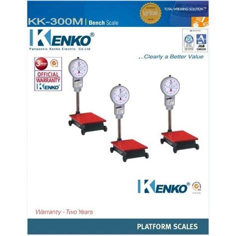 Timbangan Duduk Biasa kenko electric indonesia tersedia berbagai model dan