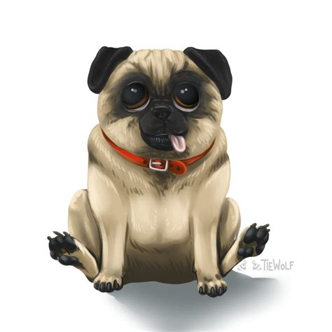 pug forum derpy pug by tiewolf on deviantart
